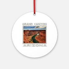 Grand Canyon, Arizona Round Ornament