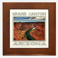Grand Canyon, Arizona Framed Tile