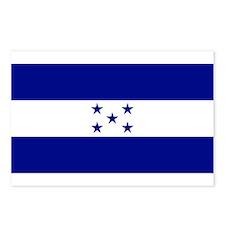 Honduras Flag Postcards (Package of 8)