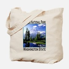 Mt Raineer National Park Tote Bag