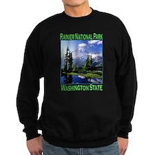 Mt Raineer National Park Jumper Sweater