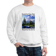 Mt Raineer National Park Sweater