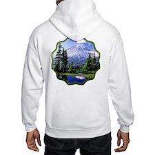 Mt Raineer National Park Hoodie