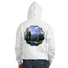 Mt Raineer National Park Hoodie