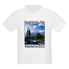 Mt Raineer National Park T-Shirt