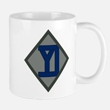 26th Infantry Yankee Div Mug