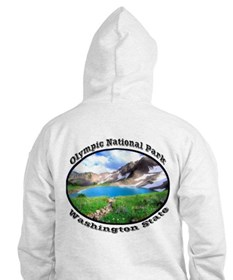 Olympic National Park Hoodie