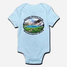 Olympic National Park Infant Bodysuit