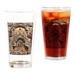 Banteay Srei Temple Chandi Drinking Glass