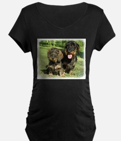 Dachshunds 9F18D-07 T-Shirt