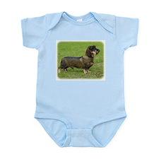 Dachshund 9J063D-06 Infant Bodysuit