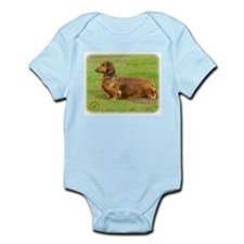 Dachshund 9R086D-033 Infant Bodysuit