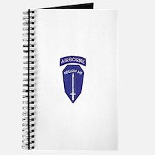 Airborne/Infantry Journal
