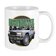 Donk Caprice Platinum Mug