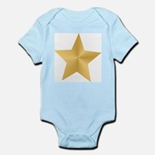 Gold Star Infant Bodysuit