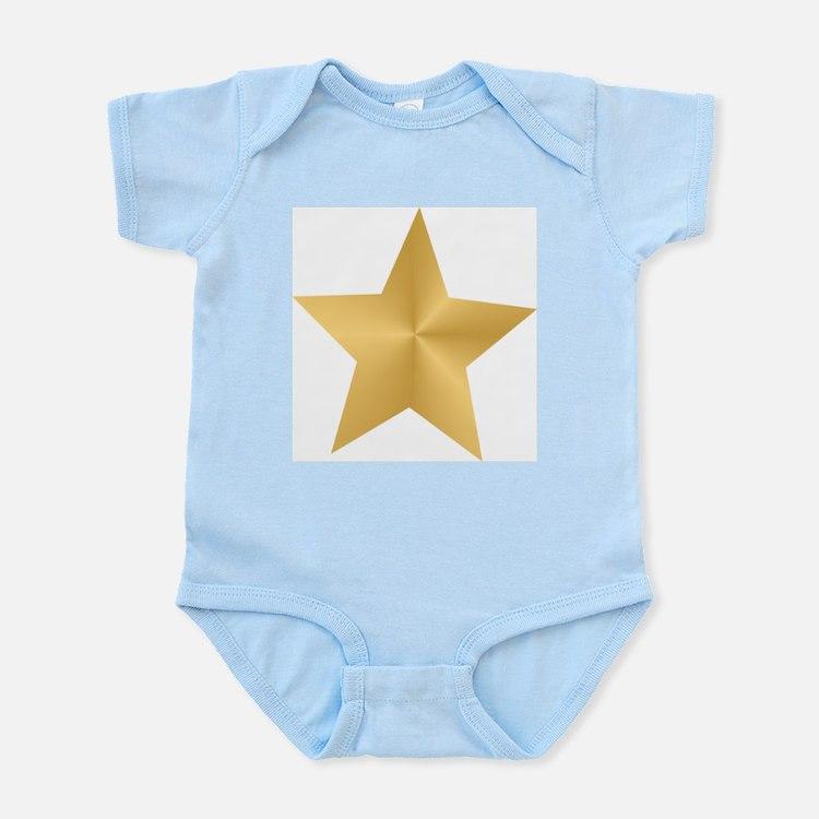 Gold Star Infant Bodysuit