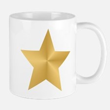 Gold Star Mug