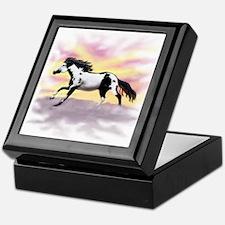 Galloping Ziggy Soft Keepsake Box