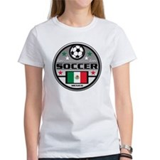 Live Love Soccer Mexico Tee