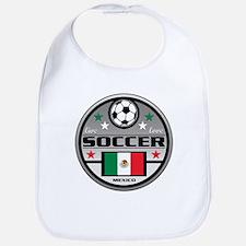 Live Love Soccer Mexico Bib