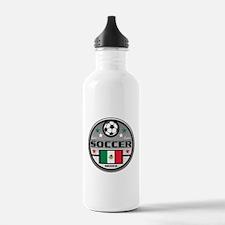 Live Love Soccer Mexic Water Bottle