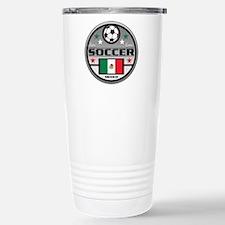 Live Love Soccer Mexico Travel Mug