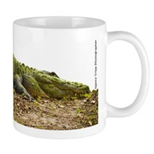 Sleeping Gator Mug