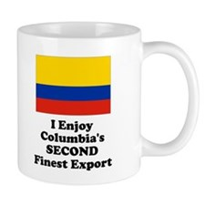 Columbia's Second Finest Export Small Mug Small Mug