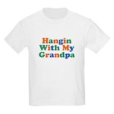 Hangin With My Grandpa T-Shirt