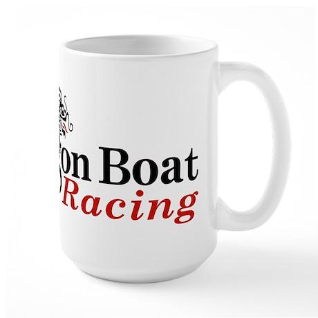 Dragon Boat Racing Large Mug