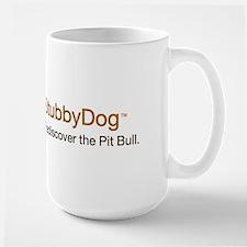 StubbyDog Logo Large Mug