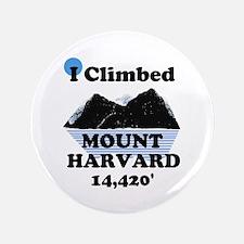 """MOUNT HARVARD 14,420' 3.5"""" Button"""