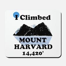 MOUNT HARVARD 14,420' Mousepad