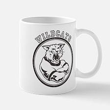 Wilcats team Mascot Graphic Mug
