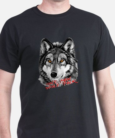 ONE-MAN WOLF PACK T-Shirt