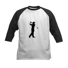 Unique I love golf Tee