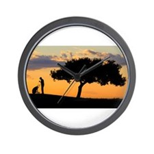 Funny Off course Wall Clock