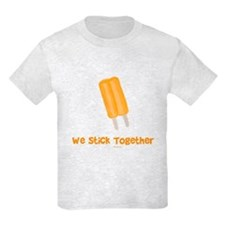 Stick Together Twins T-Shirt