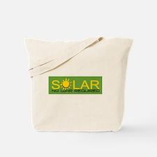 Solar - No War Tote Bag