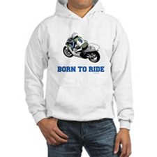 Born To Ride Jumper Hoody