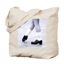 Ready & Now Go Irish Dancer Tote Bag