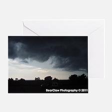 Summer Storm II Greeting Card