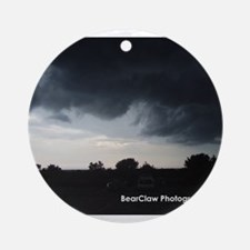 Summer Storm II Ornament (Round)