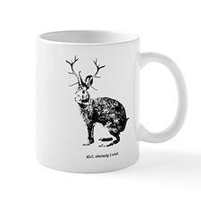 Jackalopes exist Mug