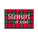 Tartan - Stewart of Athol Rectangle Magnet (10 pac