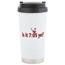 Is it 7:05 Yet? (Philly Baseball) Travel Mug