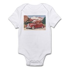 1940 Packard Infant Creeper