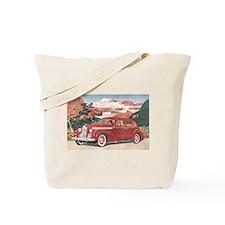 1940 Packard Tote Bag