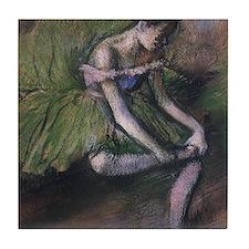 Edgar Degas Tile Coaster