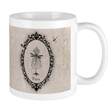 Tailor's Model /Dragonfly /Pe Small Mugs